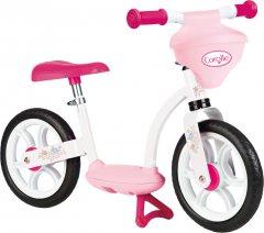 Детский беговел Smoby Toys Corolle Розовый/Белый (770125) (3032167701251)