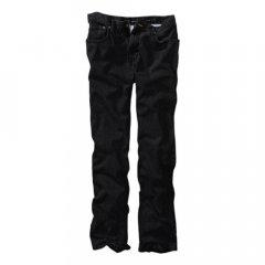 Джинси Eddie Bauer Stayshape Straight Leg 44 Чорні (7117001BK)