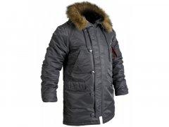 Куртка Аляска Slim Fit N-3B Gray (M)