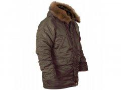 Куртка Аляска N-3B Olive (XXL)
