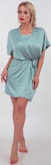 Халат BARWA garments 0242 S/L Бирюзовый (2110002429841)