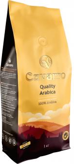 Кофе в зернах Cavarro Quality Arabica 1 кг (4820235750060)