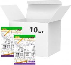 Набор папок для черчения ZiBi A3 8 листов 160 г/м² 10 шт Ассорти (ZB.1410)