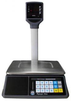 Весы торговые Вагар VP-6/15 (LED) со стойкой 15 кг (VP0615LED)