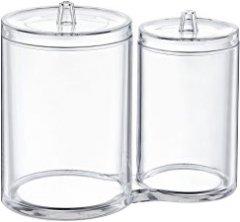 Набор органайзеров Boxup с двух цилиндрических банок FT-015 (8681944170091)