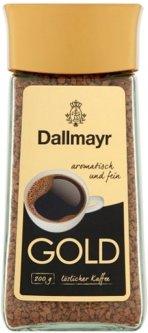 Кофе растворимый Dallmayr Gold 200 г (4008167270508)