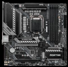 Материнская плата MSI MAG B460M Mortar (s1200, Intel B460, PCI-Ex16)