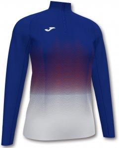 Спортивная кофта Joma Elite VII 901031.722 M Синяя с красным и белым (9999106146075)
