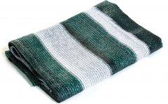 Сетка затеняющая Karatzis 65% 4x10 м Бело-зеленая (5203458763342)