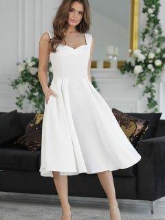 Платье New Fashion 360 42 Белое (2000000468358)