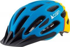 Велосипедный шлем Cairn Prism XTR Jr S (52/55 см) Azur (0300099-10-52)