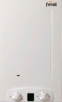 Газовый проточный водонагреватель FERROLI ZEFIRO C 11 D