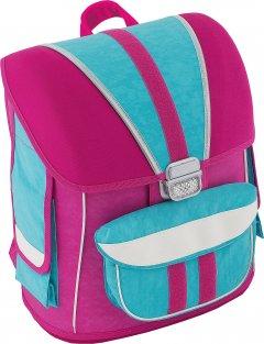 """Ранец школьный Cool For School Princess 14.5"""" Розово-голубой 16 - 25 л (CF85435)"""