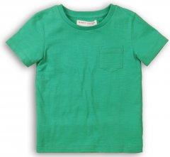 Футболка Minoti 1Crewt 8 13260 74-80 см Зеленая (5059030332167)