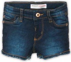 Шорты джинсовые Minoti 2Dnmshort 5 13428 116-122 см Синие (5059030341848)