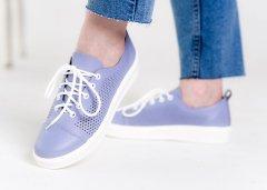 Кеди Maya Shoes 2485 Блакитний 36р