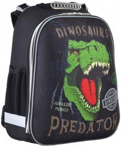 Рюкзак школьный каркасный 1 Вересня H-12-2 Dinosaurs 38x29x15 см (554623)