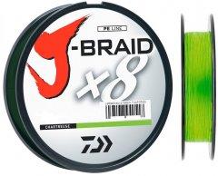 Шнур Daiwa J-Braid X8 0.06 мм - 150 м chartreuse (12750-006)