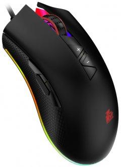 Мышь 1stPlayer FD300 Pro RGB USB Black