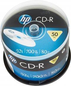 HP CD-R 700 MB 52x 50 шт (69307)