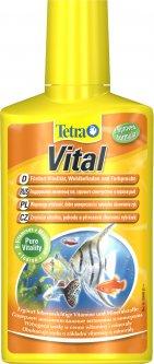 Витаминизированный кондиционер Tetra Aqua Vital 250 мл на 200 л (4004218198791)