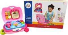 Игровой набор Hola Toys Чемоданчик принцессы (6944167187775)