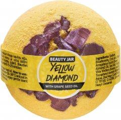 Бомбочка для ванны Beauty Jar Yellow Diamon 150 г (4751030831787)