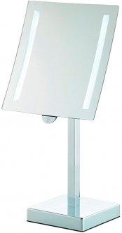 Зеркало косметическое Kela Sade c подсветкой 20х20х38 см (20627)