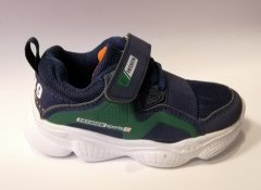 Кроссовки для мальчика Alemy Kids 2369 XXD синие р. 28-17.5 см