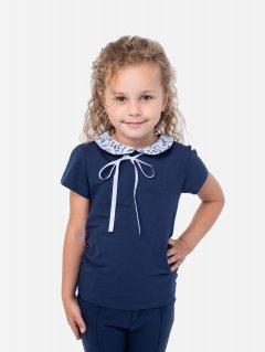 Блузка Vidoli G-20918S 122 см Синяя (4820160997516)