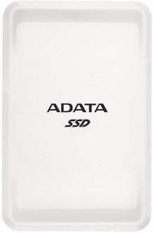 "ADATA SC685 1TB 2.5"" USB 3.2 Type-C 3D NAND TLC White (ASC685-1TU32G2-CWH) External"