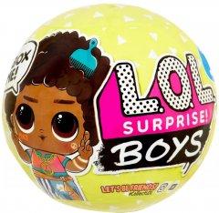 Игровой набор с куклой L.O.L. SURPRISE! S3 - Мальчики в ассортименте (569350) (6900006554382)