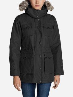 Куртка Eddie Bauer Westbridge Parka 3775BK XS Черная