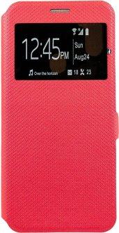 Чехол-книжка Dengos для Samsung Galaxy A31 Red (DG-SL-BK-259)
