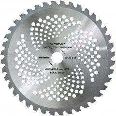 Диск для триммера Granite Strong 255 x 25.4 мм 40Т с победитовой напайкой (19-25-040)