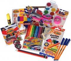 Канцелярский набор школьника Class для девочки (N001-1)(8591662000016)
