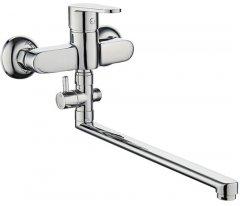 Смеситель для ванны CERSANIT Cari S951-241