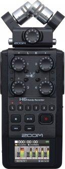 Zoom H6 BLK (286610)