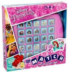 Настольная игра Winning Moves Top Trumps Match Disney Princess (5036905027441)