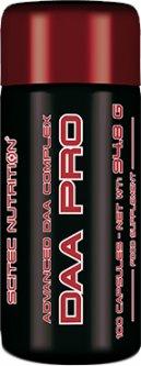 Стимулятор тестостерона Scitec Nutrition Daa Pro Black Edition 100 капсул (728633109395)