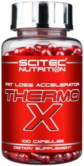Жиросжигатель Scitec Nutrition Thermo-X (Ignix) 100 капсул (728633107308)
