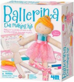 Набор для создания куклы 4M Балерина (00-02731)