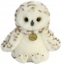 Мягкая игрушка Aurora Белая сова 23 см (180488A) (092943048805)