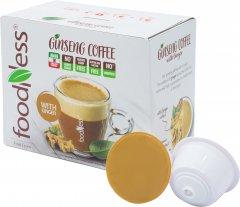 Кофейный капсульный напиток Foodness Женшень с кофе 10 капсул Nespresso по 8 г (8031848002798)
