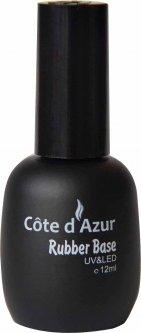 Базовое покрытие Cote D'Azur Rubber Base Coat 701 12 мл (8026816267019)