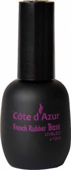 Базовое покрытие Cote D'Azur French Rubber Base 706 12 мл (8026816267064)
