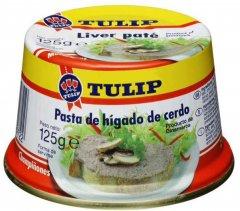 Паштет Tulip с грибами 125 г (5762385089722)