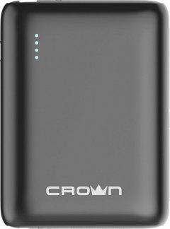 УМБ Crown CMPB-1003 10000 mAh Type-C QC 3.0 Black (CMPB-1003 Black)