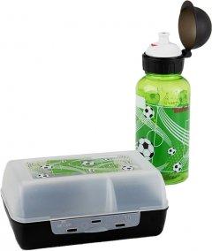 Набор для ланча детский Tefal Variabolo бутылочка 400 мл + ланчбокс Футбол (K3169314)