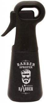Пульверизатор Hairway Barber черный хром (4250395417518)